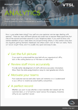 Analytics Tear Sheet IMAGE