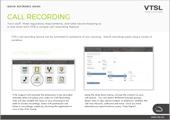 Call Recording Quick Ref Image