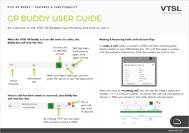 GP Buddy User Guide IMAGE