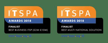 ITSPA Awards Finalists VTSL
