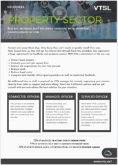 Property Sector Brochure IMAGE
