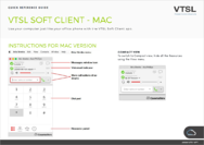 Quick Reference Guide Bria Desktop Soft Client Mac IMAGE
