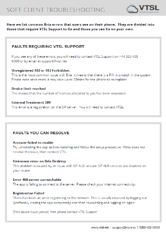 Soft Client Bria Troubleshooting Guide IMAGE