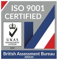 UKAS-ISO-9001-205523 LOGO